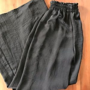 Urban Outfitters Sparkle & Fade Wide Leg Pants M